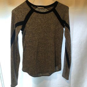 Rachel Roy Gray Sweater